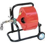 価格は安く F41015 【排水管掃除機】[F4-10-15]:激安工具のタツマックスメガ 【送料無料!掃除機(クリーナー)が割引価格】ヤスダ 排水管掃除機F4型キャスター型-DIY・工具