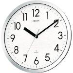 【送料無料!TRUSCO工具 激安特価(トラスコ中山)】シチズン プルーフ522(掛時計)クロームメッキ 4MG522050 [294-2615] 【掛時計】[4MG522-050]