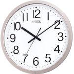 【送料無料!TRUSCO工具が安い(トラスコ中山)】シチズン パルウェーブM603B(電波掛時計)プラスチック枠 4MY603B19 [281-5320] 【掛時計】[4MY603-B19]
