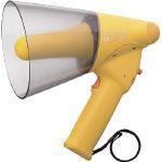 【送料無料!TRUSCO工具が安い(トラスコ中山)】TOA 小型ハンド型メガホン ホイッスル音付き ER1106W [290-4551] 【拡声器】[ER-1106W]
