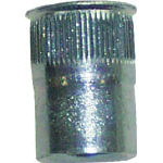 【送料無料!TRUSCO工具が安い(トラスコ中山)】POP ポップナットローレットタイプスモールフランジ(M6)1000個入り SFH640SFRLT [295-2467] 【ブラインドナット】[SFH-640-SF RLT]