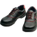 【送料無料!安全靴が超安い!】シモン 安全靴 短靴 SL11-R黒/赤 27.0cm SL11R27.0 [325-5603] 【安全靴】[SL11R-27.0]
