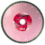 【送料無料!TRUSCO工具が安い(トラスコ中山)】REX ダイヤモンドブレード 花5B HANA5 [211-8726] 【小型切断機】[HANA5]