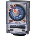 【送料無料!TRUSCO工具が安い(トラスコ中山)】SUNAO カレンダータイマー ET100SC [324-9697] 【タイマー】[ET-100SC]