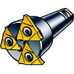 【送料無料!TRUSCO工具 お買い得特価(トラスコ中山)】サンドビック コロミル328カッター 328039B2513M [606-7654] 【ホルダー】[328-039B25-13M]