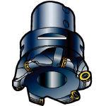 【送料無料!TRUSCO工具 お買い得特価(トラスコ中山)】サンドビック コロミル300カッター R300080Q2720L [362-7047] 【ホルダー】[R300-080Q27-20L]