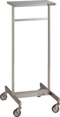 【送料無料!TRUSCO工具が安い(トラスコ中山)】TRUSCO SUS304ラボウォーク 天板寸法600X300 H1100 LWSU60 【ステンレス製ワゴン】[LWSU-60]