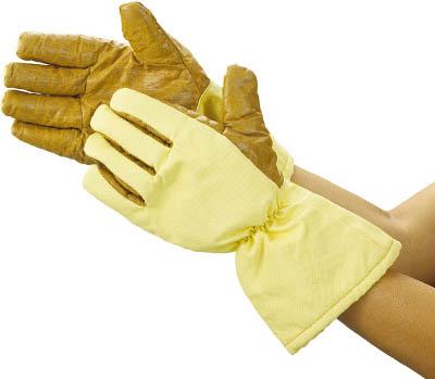 【送料無料!TRUSCO工具が安い(トラスコ中山)】TRUSCO クリーンルーム用耐熱手袋 33CM フリーサイズ TPG651 [286-9055] 【クリーンルーム用手袋】[TPG-651]