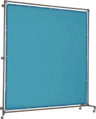 【送料無料!TRUSCO工具 格安特価(トラスコ中山)】TRUSCO 溶接遮光フェンス 2020型接続 青 YFASB [328-9591] 【溶接遮光フェンス】[YFAS-B]