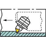 【送料無料!TRUSCO工具 格安特価(トラスコ中山)】サンドビック T-Max Uファインボーリングユニット L148C331102 [606-9517] 【ホルダー】[L148C-33-1102]