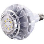 【送料無料!投光器が割引価格】PHOENIX 屋外レフ電球・レフ型バラストレス水銀灯替LEDランプ LDR100200V50DHE39 [412-4448] 【LEDランプ】[LDR100/200V50D-H-E39]