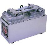 【送料無料!TRUSCO工具 激安特価(トラスコ中山)】ULVAC ダイアフラム型ドライ真空ポンプ DA81SK [418-2600] 【真空ポンプ】[DA-81SK]