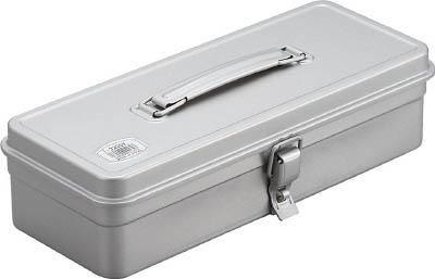 送料無料 評価 合計10 000円以上で代引き手数料無料 工具のメガショップ デポー 工具箱が割引特価 TRUSCO トランク型工具箱 W320XD137XH96.5 T-320SV 328-7980 T320SV シルバー スチール製工具箱