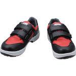【送料無料!安全靴が激安特価】シモン安全靴 トリセオシリーズ 短靴 赤/黒 23.5 8518REDBK23.5 [360-7828] 【安全靴】[8518RED/BK-23.5]