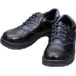 【送料無料!安全靴が格安価格】シモン 安全靴 短靴 SL11-BL黒/ブルー 25.0cm SL11BL25.0 [400-7301] 【安全靴】[SL11BL-25.0]