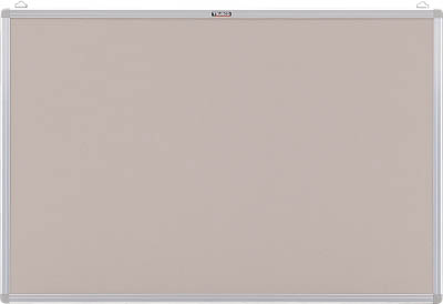 【メーカー直送 代引不可】TRUSCO エコロジークロス掲示板 ピン専用 600X900 ベージュ KE23SB [520-4500] 【オフィスボード】[KE-23SB]