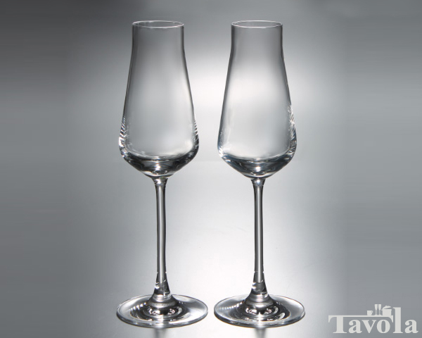 バカラ シャトーバカラ 2611-149 シャンパンフルート 210ml ペア 【グラス シャンパングラス セット】2611149【あす楽対応】