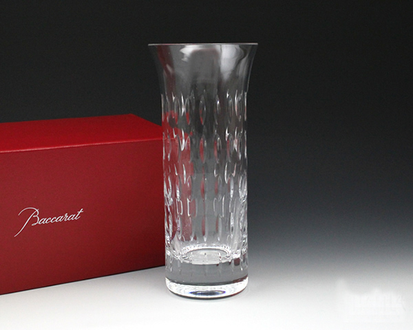 バカラ ベース 2613-139 フローラ グレイン 18cm 【花瓶】 2613139