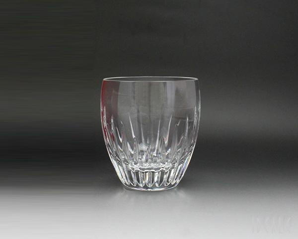 バカラ 海外輸入 マッセナ Baccarat Massena グラス 食器 1344-282 箱無し L ロックグラス 舗 ラージサイズ 1344282 オールドファッション