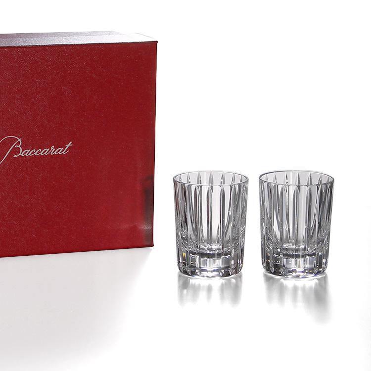 バカラ ハーモニー Baccarat Harmonie グラス 食器 2813-210 2813 210 ギフト 海外限定 2個入り ショットグラス ゴブレット 商品追加値下げ在庫復活 ペア