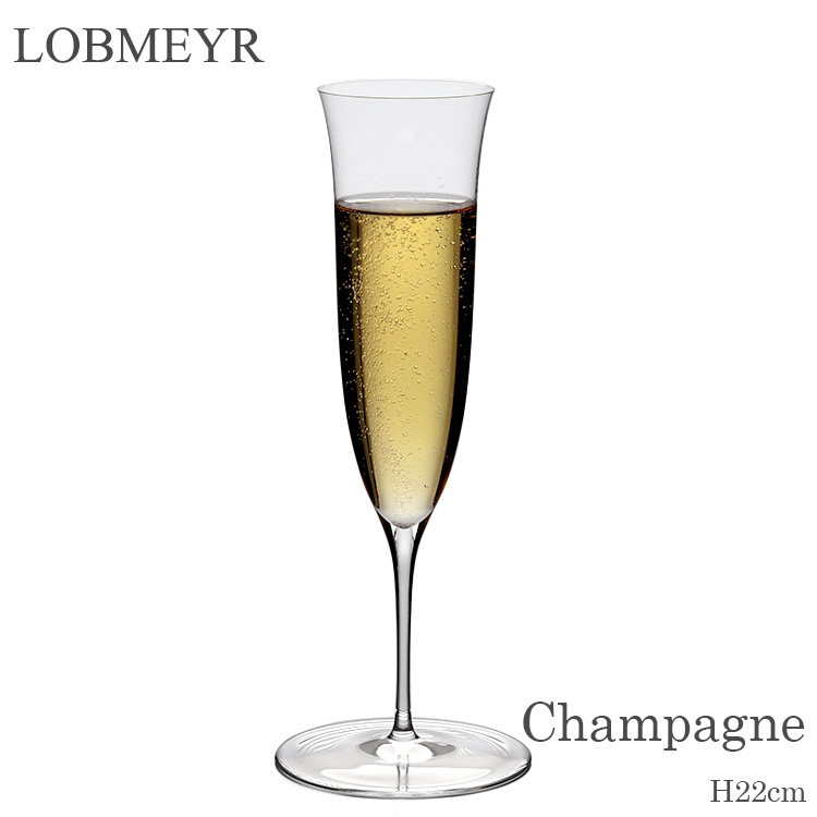 ロブマイヤー パトリシアン 年中無休 Lobmeyr 感謝価格 Patrician グラス 180ml シャンパンフルート トール 食器 ギフト