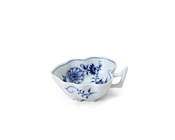 マイセン ブルーオニオン リーフディッシュ/オープンシュガー Meissen Blue Onion 【あす楽対応】【ラッキーシール対応】