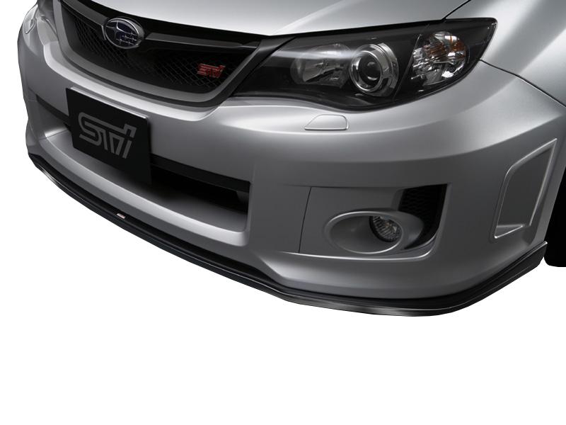 【STI-スバル】【代引不可】E2417SG000##フロントバンパースカート/SJフォレスター(A型~D型)※18インチホイール車用【SaM】