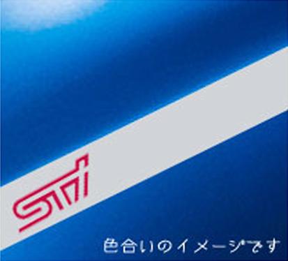 【STI-スバル】SPORTS PARTS for LEGACY ピンストライプレガシィB4、ツーリングワゴンおよびアウトバック(BM/BR) 全車適応