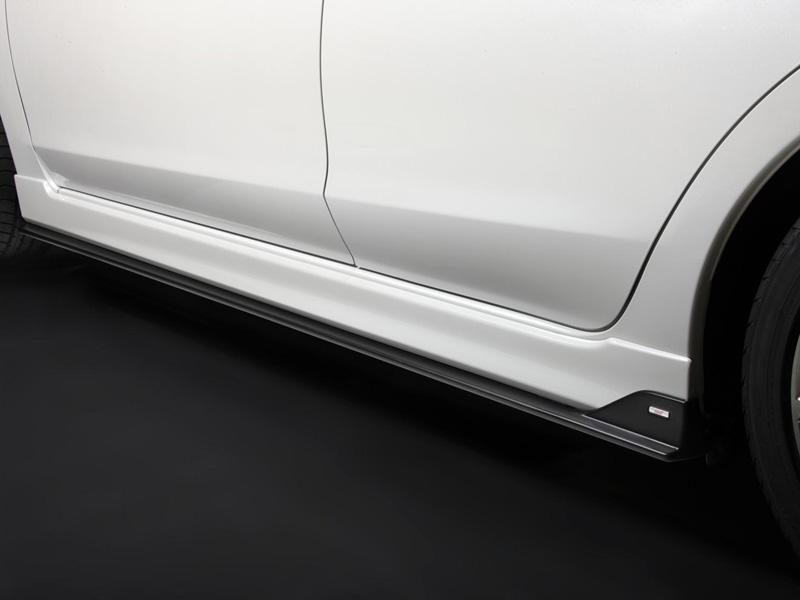 【代引不可】【STI-スバル】SPORTS PARTS for IMPREZA サイドアンダースポイラー インプレッサG4(GJ)/スポーツ(GP)のサイドシルスポイラー標準装着車【SaM】