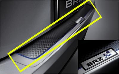 【スバル純正品】■J1217CA900※左右セットBRZ(ZC6)用リヤバンパーパネル【SaM】