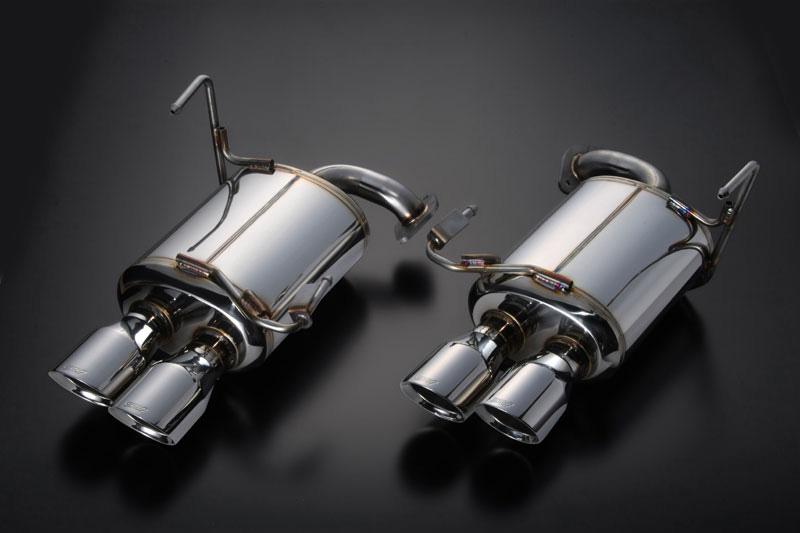 【STI-スバル】【代引不可】ST44300VV030 SPORTS PARTS for WRX スポーツマフラー SUBARU WRX (VA)用【SaM】