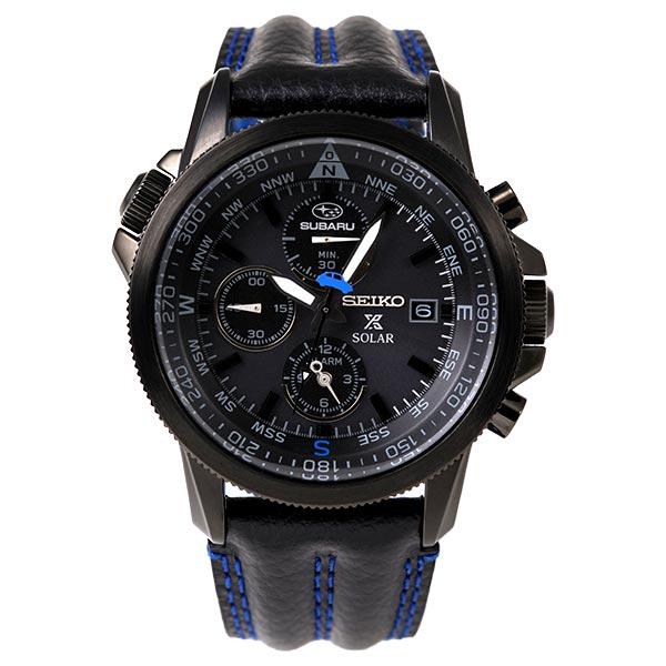 【STI-スバル】【代引不可】【在庫僅少/少量再入荷】SUBARUオリジナルウォッチ(SEIKO 2017モデル)腕時計FHMY17040000【SaM】【コンビニ受取対応商品】【スバル純正】