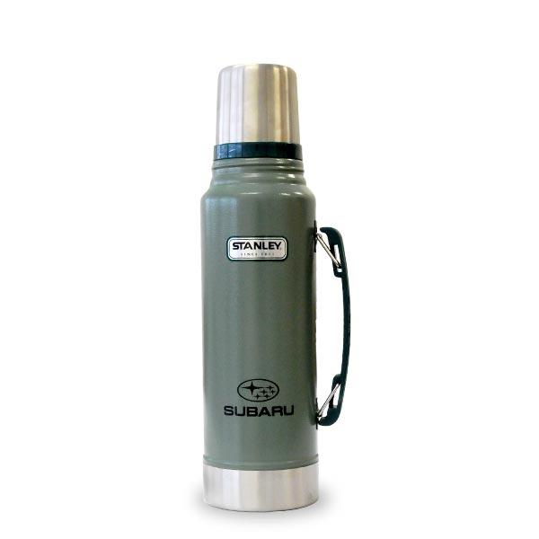 【スバル純正】FHMY18006500 スタンレークラシック真空ボトル(1.0L)【コンビニ受取対応商品】【SUBARUオンライン公式グッズ】