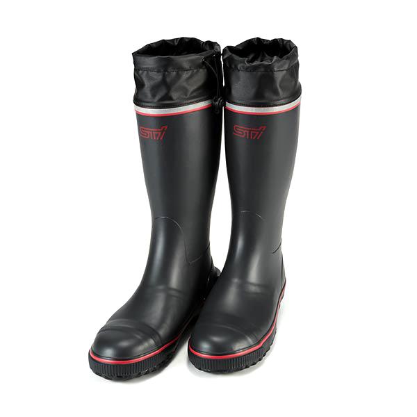 【STI-スバル】セイフティーラバーブーツ/長靴/作業靴【SaM】【スバル純正】【SaM】【コンビニ受取対応商品】
