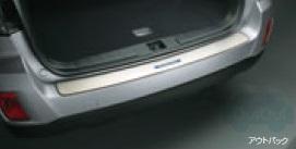 E7717AJ010【スバル純正】カーゴステップパネル※ステンレス製【代引不可】レガシィアウトバック
