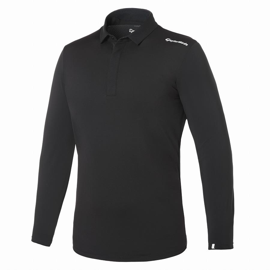 テーラーメイドゴルフ(TaylorMade Golf) サマー L/S ポロ/ブラック /KY664 /U32813