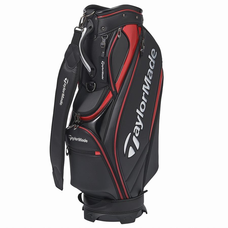 テーラーメイドゴルフ(TaylorMade Golf) マルチレイヤーキャディバッグ/ブラック /KY832 /M72301