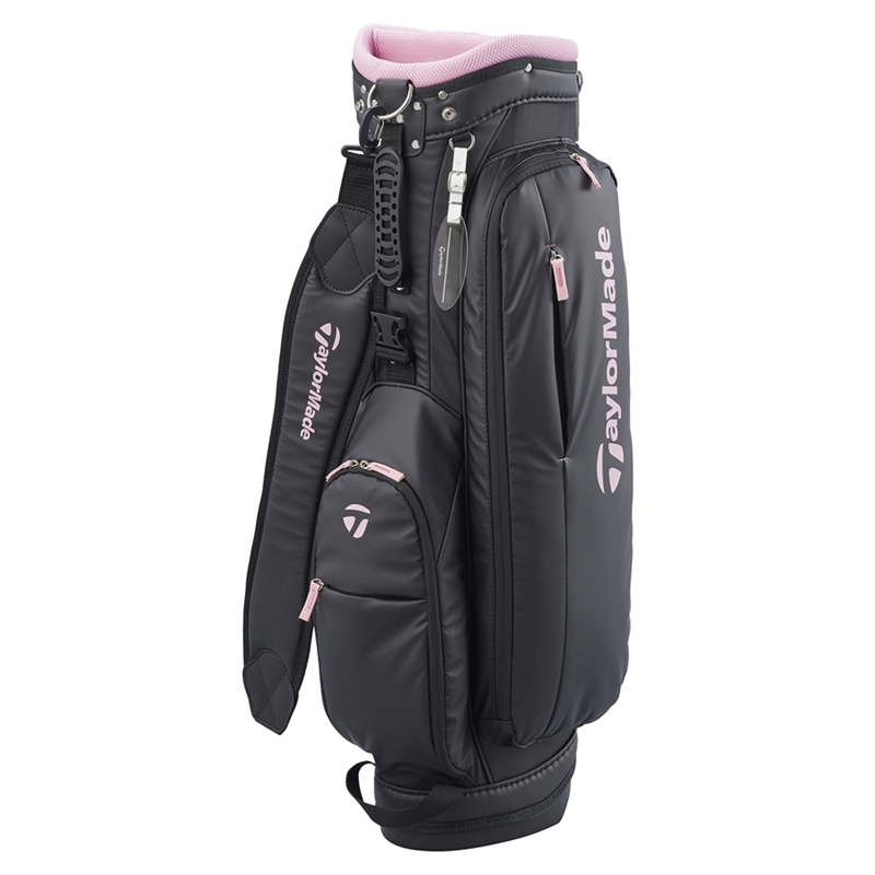 テーラーメイドゴルフ(TaylorMade Golf) TM ウィメンズ スタンドバッグ/ブラック /KY331 /U24386