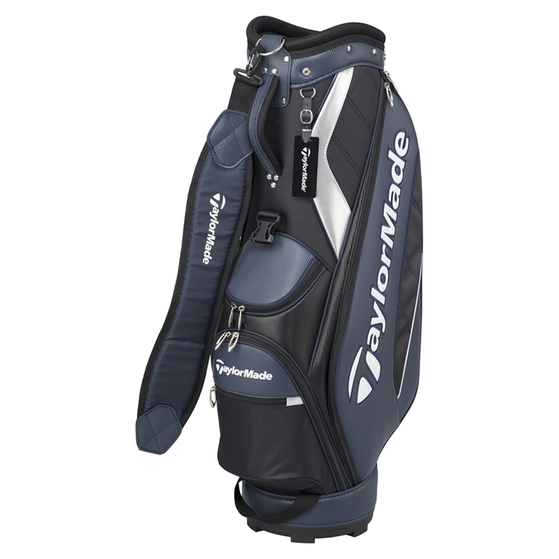 テーラーメイドゴルフ(TaylorMade Golf) TM トゥルーライト キャディバッグ/ネイビー /KY321 /U24328