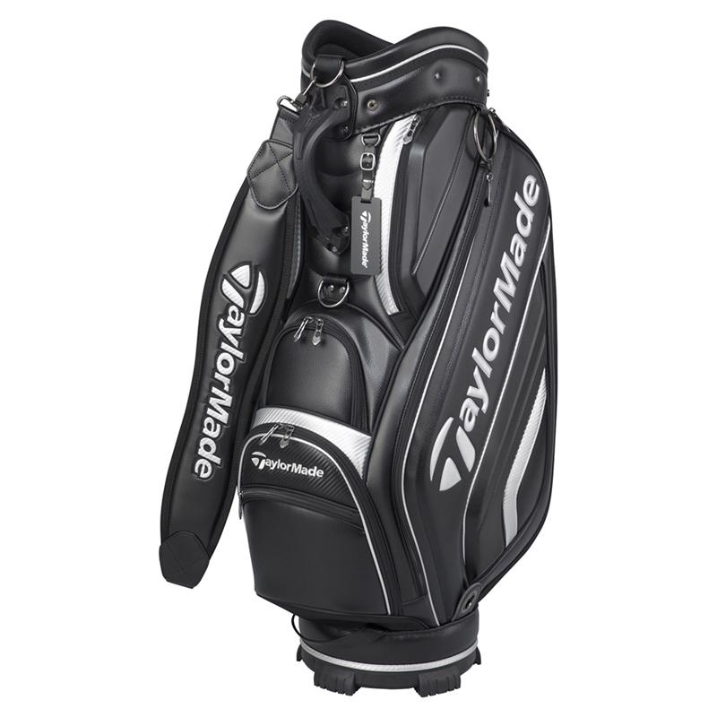 テーラーメイドゴルフ(TaylorMade Golf) TM オーステック キャディバッグ/ブラック /KY403 /U24647