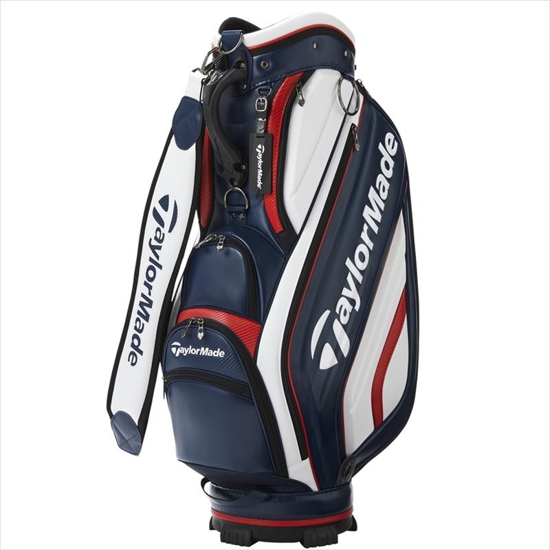 テーラーメイドゴルフ(TaylorMade Golf) TM オーステック キャディバッグ/ネイビー/ホワイト /KY403 /U32662