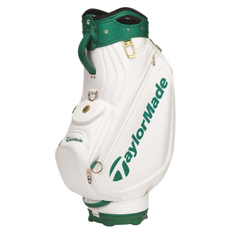テーラーメイドゴルフ(TaylorMade Golf) TM 19 Season Opener Staff Bag/ホワイト/グリーン /ANW43 /N65522