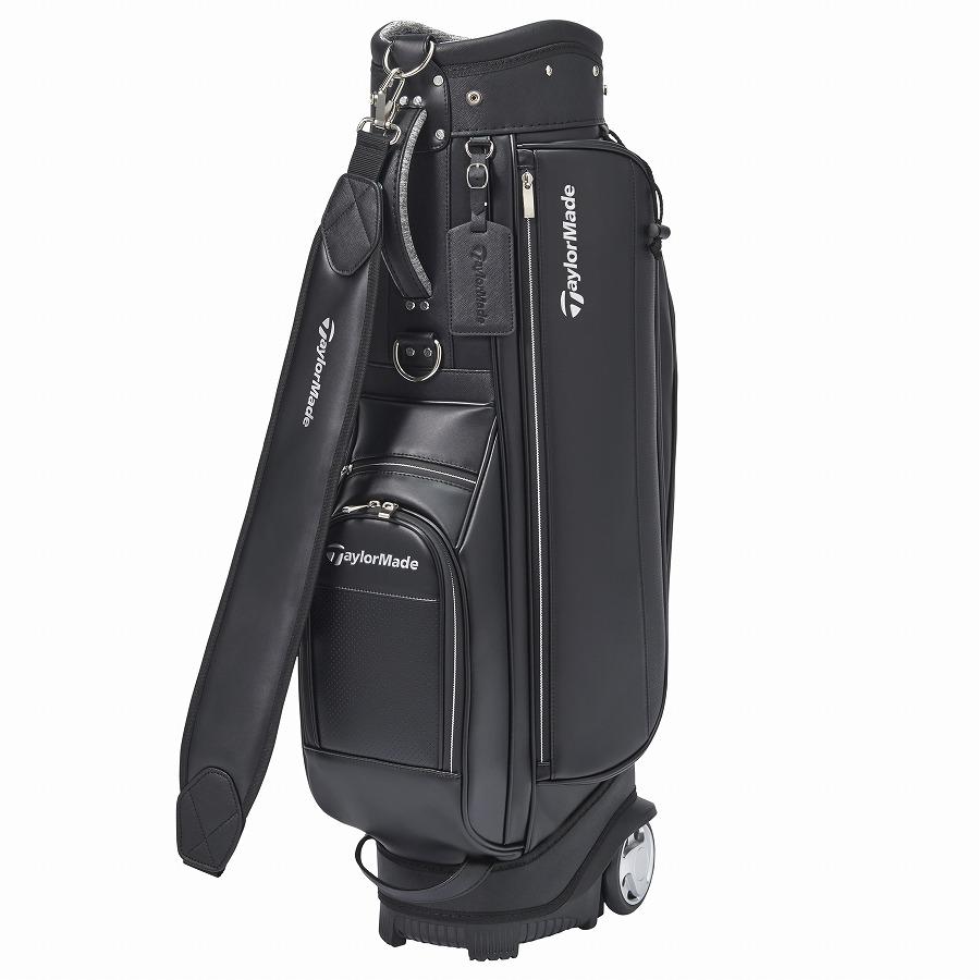 テーラーメイドゴルフ(TaylorMade Golf) TM ウィメンズ キャスターキャディバッグ/ブラック/ブラック /KY332 /U32996