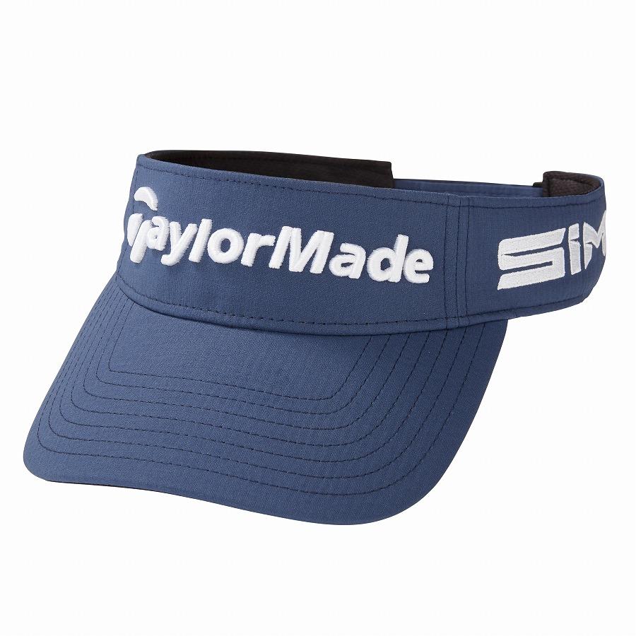 通販 激安 バースデー 記念日 ギフト 贈物 お勧め 通販 公式ショップ TaylorMade Golf テーラーメイド ツアーレイダーバイザー ネイビー ゴルフ