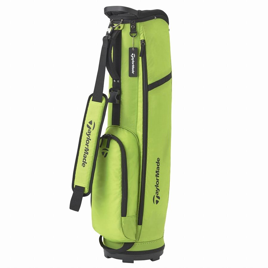 テーラーメイドゴルフ(TaylorMade Golf) スリム 7 キャディバッグ/ライム /KY834 /M72309