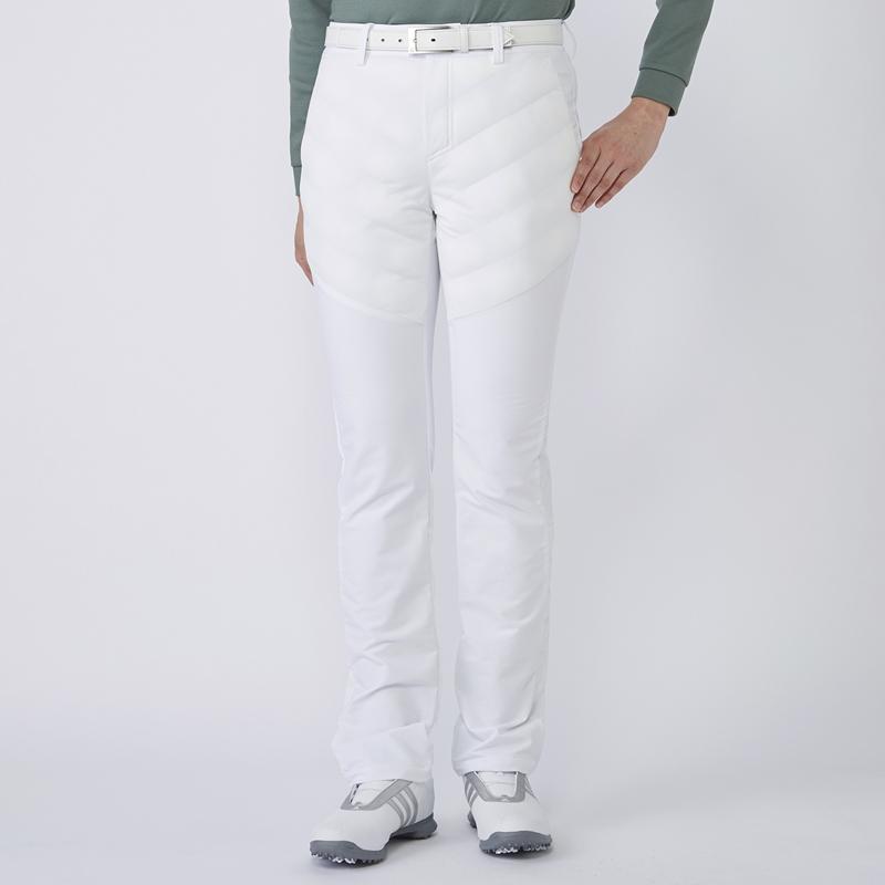 テーラーメイドゴルフ(TaylorMade Golf) パーシャルフィル ロングパンツ/ホワイト /KX756 /U23850