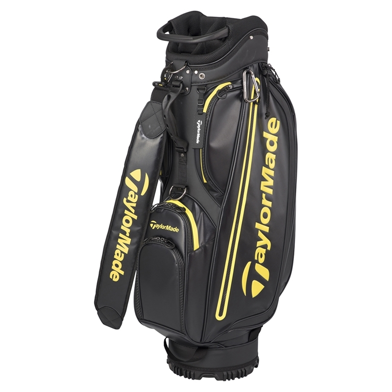 テーラーメイドゴルフ(TaylorMade Golf) TM ウォーターリペレント キャディバッグ/ブラック /KY319 /U24317