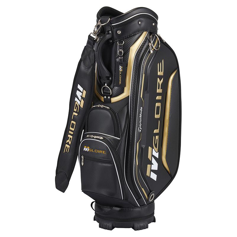 テーラーメイドゴルフ(TaylorMade Golf) Mグローレ キャディバック/ブラック /KY449 /U24772