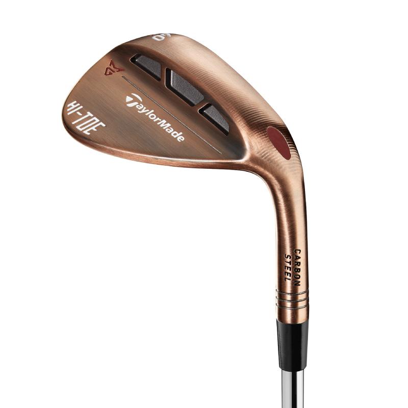 テーラーメイドゴルフ(TaylorMade Golf) MILLED GRIND HI-TOE WEDGE / ミルドグラインドハイ・トゥ ウエッジ/Dynamic Gold (STD 4WAY SOLE)