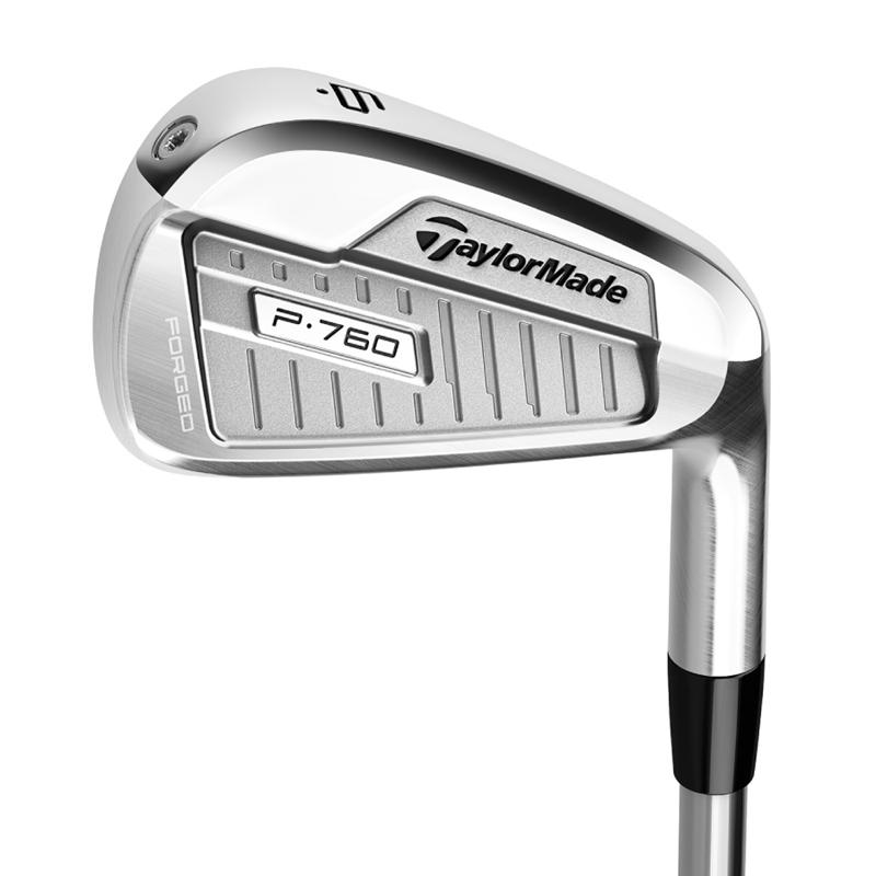 テーラーメイドゴルフ(TaylorMade Golf) P760アイアン/DG S200 スチール【単品】